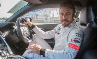 Los cinco mejores coches de calle de Fernando Alonso
