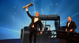 Rosberg y Verstappen, estrellas de la Fórmula 1 en la gala FIA