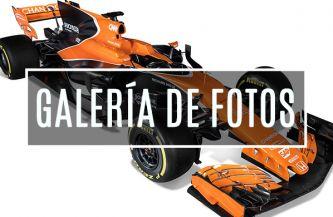 McLaren MCL32: las fotografías de la presentación