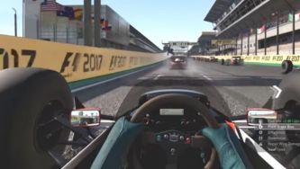 Gameplay del nuevo F1 2017 con monoplazas históricos