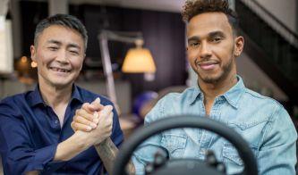 Hamilton será el instructor del juego Gran Turismo Sport