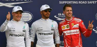 CRÓNICA: Pole y récord del circuito para Hamilton