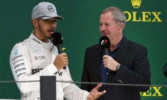 """Brundle: """"Pase lo que pase, Hamilton parece invencible"""""""