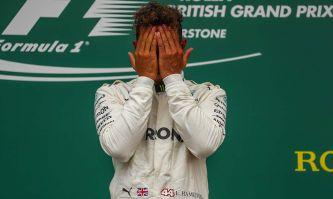 """Hamilton: """"Lo único que temo es no ser lo más grande posible"""""""