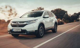 Honda CR-V Hybrid 2019, primera prueba: por la vía práctica