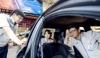 Kia Separated Sound Zone: cada pasajero escuchará su propia música