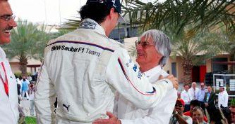 Ecclestone aconseja a Williams hacerse con Kubica
