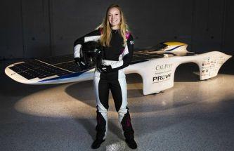 Prove Dawn: un coche solar para batir el récord de velocidad