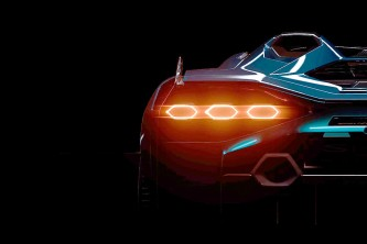 Lamborghini Sián Roadster: V12, supercondensadores y cielo abierto