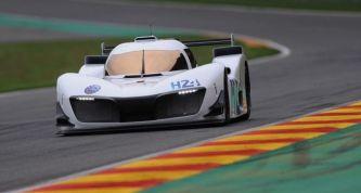 El coche de hidrógeno de Le Mans 2019 debuta en Spa