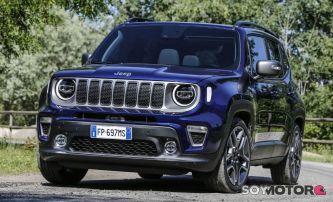 Jeep Renegade 2019: estrena nuevos motores de gasolina downsing