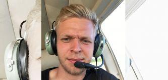 """Magnussen: """"Un tobillo dolorido, pero estaré listo para Monza"""""""