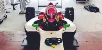Marta García, entre los pilotos confirmados para la F4 española