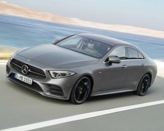 Mercedes CLS 2018: disponible en marzo desde 68.127 euros