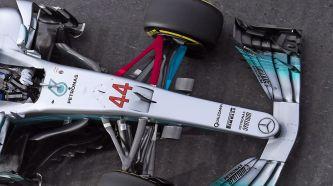 Mercedes W08: Análisis Técnico
