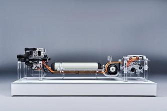 BMW i Hydrogen NEXT: motor de hidrógeno de 374 caballos