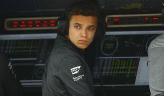 Norris, candidato para ser piloto reserva de McLaren en 2018