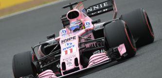 Force India inicia conversaciones para renovar a Pérez