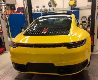 Porsche 911 2019: el primer híbrido está muy cerca