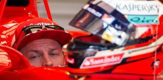 """Räikkönen: """"Los éxitos de Vettel no me provocan más hambre"""""""