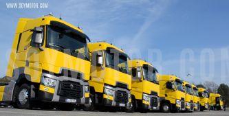 VÍDEO: Renault llega al Circuit de Barcelona-Catalunya