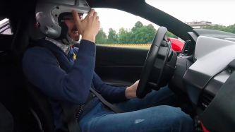 VÍDEO: Ferrari 488 Pista, lo probamos en Fiorano | Parte 2