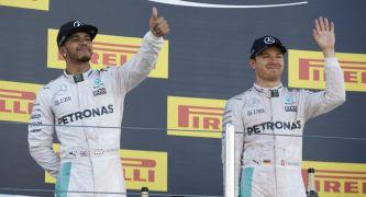"""Rosberg defiende a Hamilton: """"Siempre me ha respetado"""""""