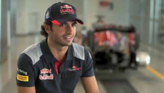"""Sainz: """"Le debo casi todo lo que sé sobre F1 a Toro Rosso"""""""
