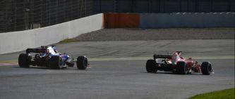 La FIA permitirá de nuevo los movimientos en frenada