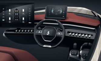 Sea Drive Concept: el i-Cockpit de Peugeot llega al mundo náutico