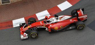 """Doble colisión de Vettel en los Libres 2: """"Me he cagado un poco"""""""