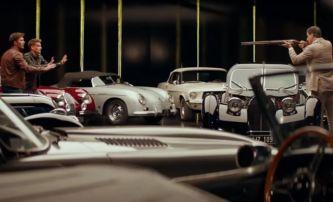 El hijo de Clint Eastwood rueda un 'Fast and Furious' elegante