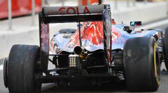 Un fallo en el ERS interrumpe el filming day de Toro Rosso