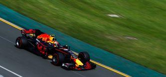 """Verstappen, resignado: """"Ferrari debería ser el segundo equipo"""""""