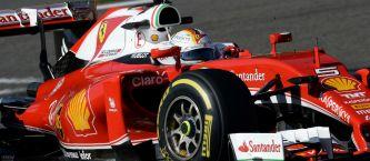 """Vettel, descontento: """"Tenemos que mejorar los reglajes"""""""