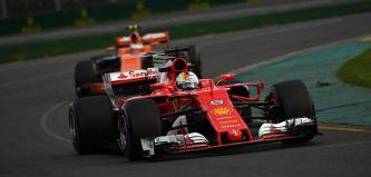"""Vettel: """"No estoy del todo contento, podemos mejorar mucho"""""""
