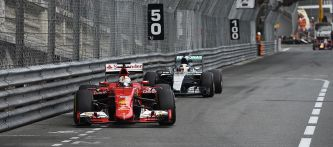 Vettel se enfrenta a la sequía de victorias de Ferrari en Mónaco