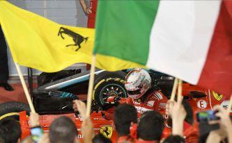 GP Baréin F1 2017: Ferrari quiso ganar