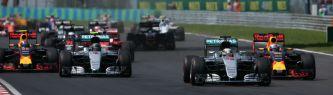Hamilton nuevo líder; Alonso 7º y Sainz 8º