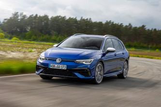 Volkswagen Golf R 2021: la versión Variant ya tiene precio