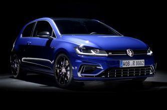 Volkswagen Golf R 2017: 310 caballos y 267 de velocidad punta