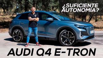 Audi Q4 e-tron: ¿merece la pena lo que vale?