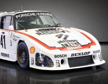 El Porsche 935 K3 fue creado a partir del Porsche 911 de calle - SoyMotor