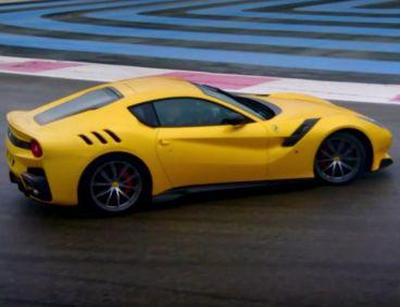 El Ferrari F12t es uno de los modelos que se verán en la 'Season 23' de Top Gear - SoyMotor