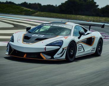 McLaren 570S Sprint: La esencia de un GT4