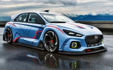 Hyundai RN30 Concept - SoyMotor.com