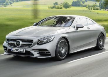Los Mercedes Clase S Coupé y Cabrio renuevan su imagen sin demasiadas sorpresas - SoyMotor