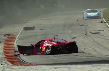 Así quedó el Ferrari 458 tras el accidente - SoyMotor