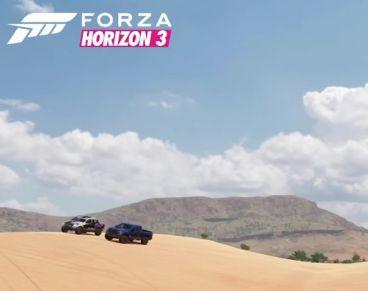 Toda la acción de Forza Horizon 3 se desarrolla en un mapa abierto en Australia - SoyMotor
