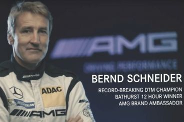 Bernd Schneider es un mito de Mercedes - SoyMotor